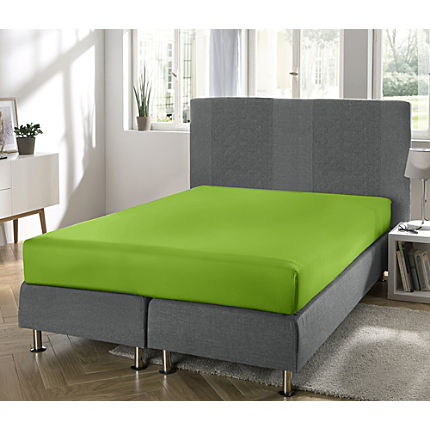 Zoom: Erwin Müller Single-Jersey Multi-Stretch Boxspring-Spannbettlaken