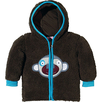 Zoom: Baby Butt Fleecejacke