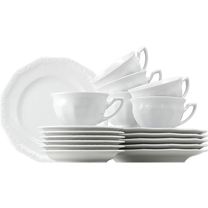 Rosenthal ´´Selection Maria weiß´´ Kaffeeservic...