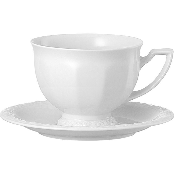 Rosenthal ´´Selection Maria weiß´´ Cappuccinota...