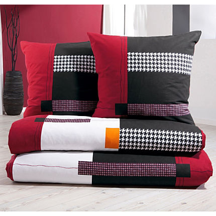 erwin m ller flanell bettw sche im 4 teiligen sparpaket doppelbett sparpakete erwin m ller. Black Bedroom Furniture Sets. Home Design Ideas
