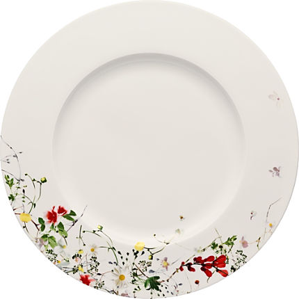 Zoom: Rosenthal Speiseteller Brillance Selection Fleurs Sauvages