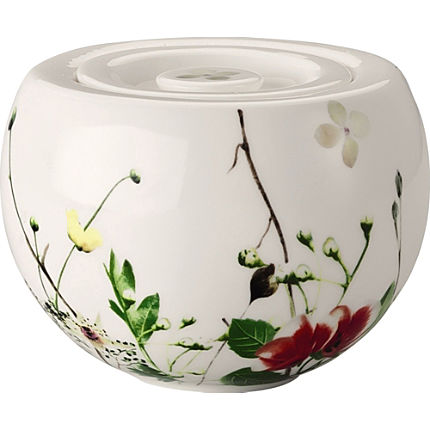 Zoom: Rosenthal Zuckerdose Selection Brillance Fleurs Sauvages