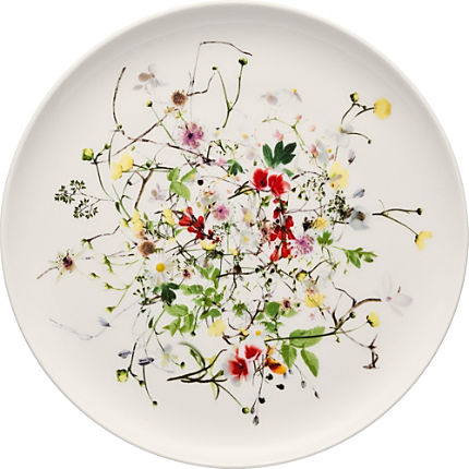 Zoom: Rosenthal Brotteller Selection Brillance Fleurs Sauvages