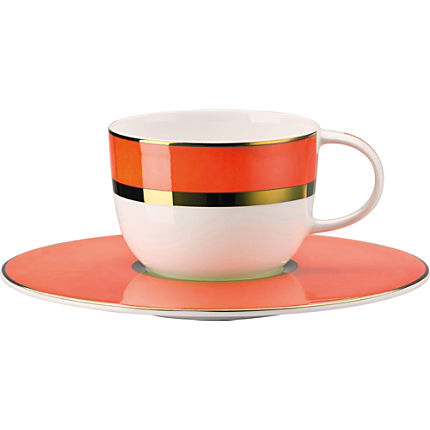 Zoom: Rosenthal Selection Brillance Accent Espresso-Set 2-teilig