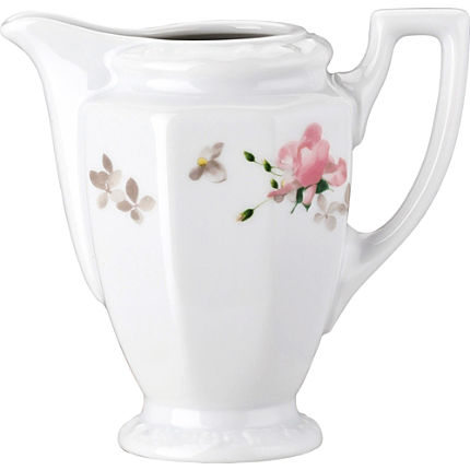 Zoom: Rosenthal Selection Maria Pink Rose Milchgießer