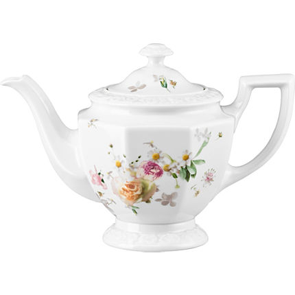 Zoom: Rosenthal Selection Maria Pink Rose Teekanne