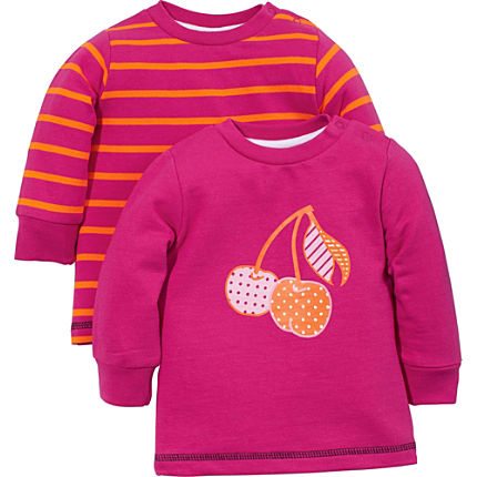 Zoom: Baby Butt Sweatshirt im 2er-Pack