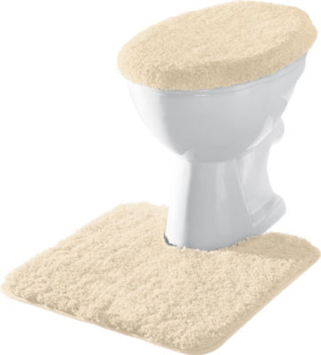 Erwin Müller 2-tlg. Stand-WC-Set | Bad > Badgarnituren > Badgarnituren-Sets | Braun - Beige | Erwin Müller