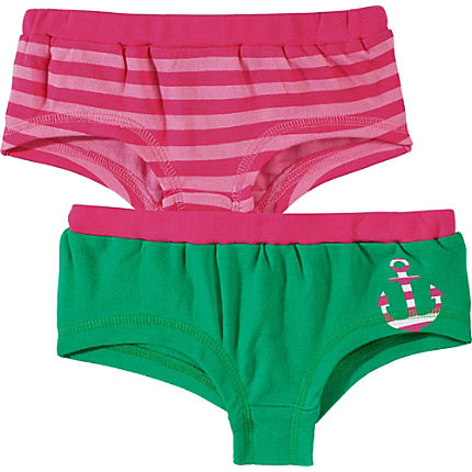 Zoom: Kinderbutt Pants im 2er-Pack