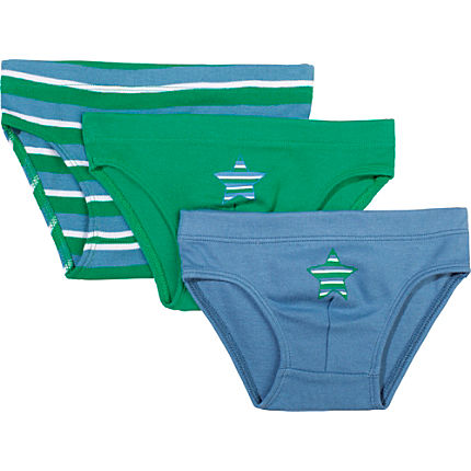 Zoom: Kinderbutt Slips im 3er-Pack