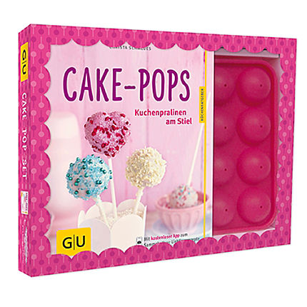 Zoom: Buch & Backformen: Cake-Pops
