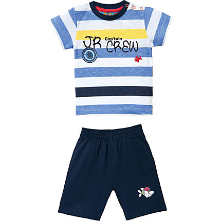 Zoom: Single-Jersey Set 2-teilig