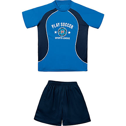 Zoom: Interlock-Jersey Set 2-teilig