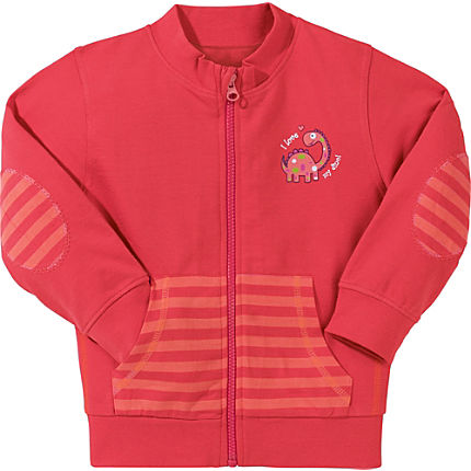 Zoom: Kinderbutt Sweatjacke