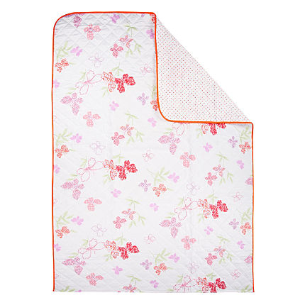 Zoom: Laura Ashley Tagesdecke