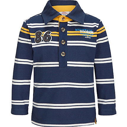 Zoom: s.Oliver Single-Jersey Poloshirt