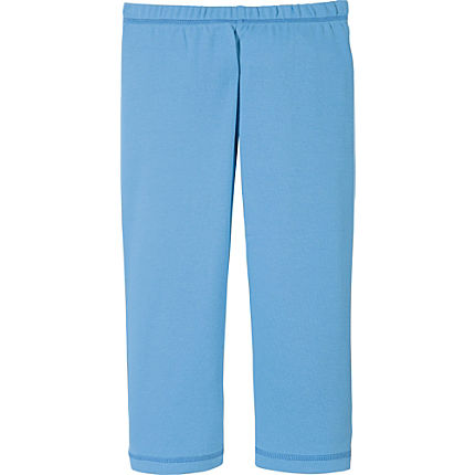 Zoom: Kinderbutt Single-Jersey Capri-Leggings