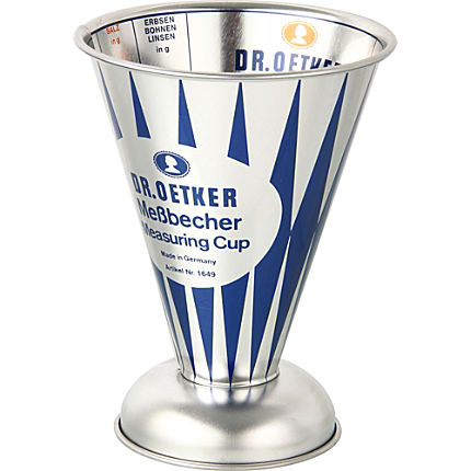 Zoom: Dr. Oetker Messbecher