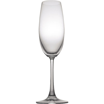 Zoom: Rosenthal Champagnerglas