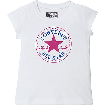 Zoom: Converse Single-Jersey T-Shirt