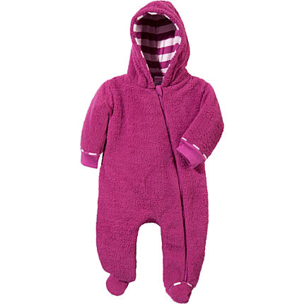 Zoom: Baby Butt Fleece-Overall
