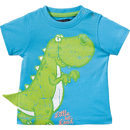 Zoom: Blue Seven Single-Jersey T-Shirt