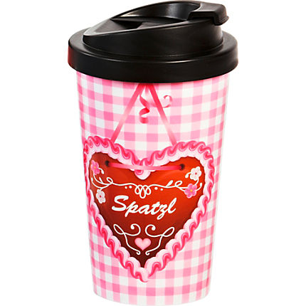Zoom: Coffee to Go Becher