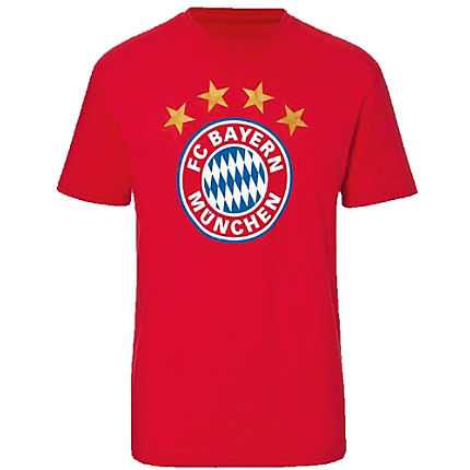 Zoom: FC Bayern Single-Jersey T-Shirt