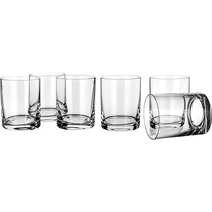 Zoom: Whiskyglas im 6er-Pack
