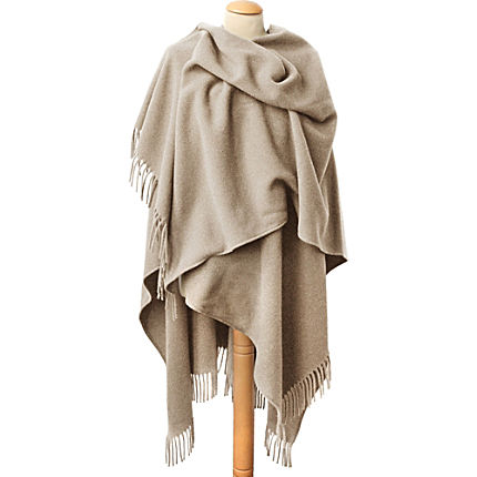 Zoom: Eagle Products Lammwolle Cape