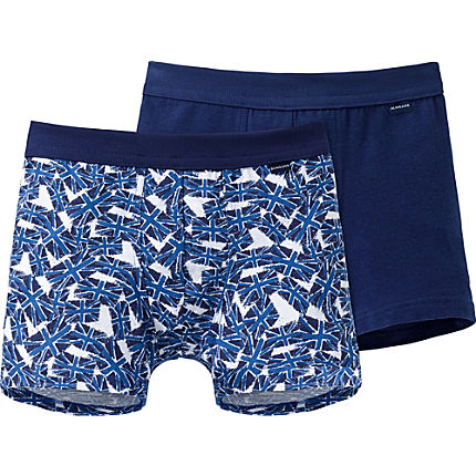 Zoom: Schiesser Shorts im 2er-Pack