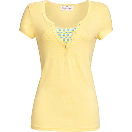 Zoom: Bloomy by Ringella Mix & Match Single-Jersey T-Shirt