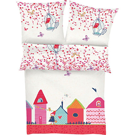Zoom: S. Oliver Renforcé duvet cover set