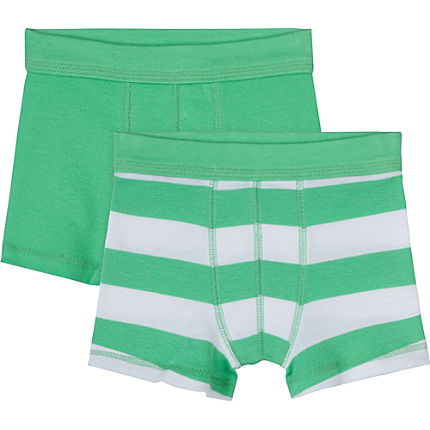 Zoom: Sanetta Shorts im 2er-Pack