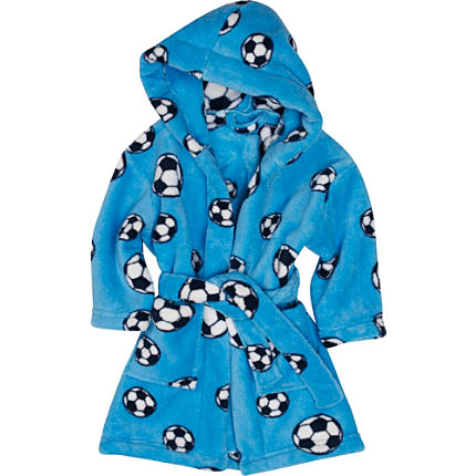 Zoom: Playshoes Fleece Bademantel