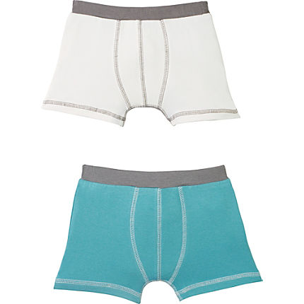 Zoom: Kinderbutt Single-Jersey Shorts im 2er-Pack