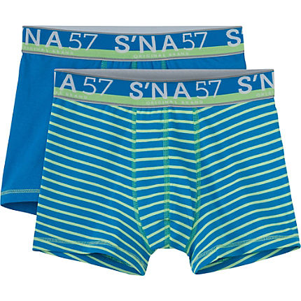 Zoom: S´NA by Sanetta Single-Jersey Shorts im 2er-Pack