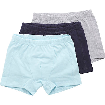 Zoom: Minymo Shorts im 3er-Pack