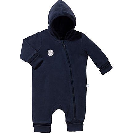 Zoom: Blue Seven Fleece-Overall