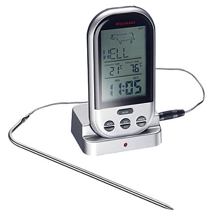Zoom: Westmark Digitales Funk-Bratenthermometer