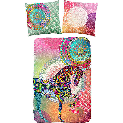 Zoom: Hip Satin Bettwäsche