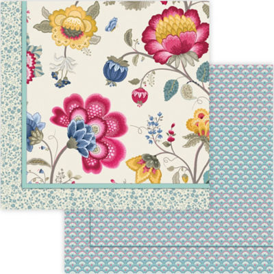 Pip Perkal Tagesdecke ´´Floral Fantasy Quilt´´