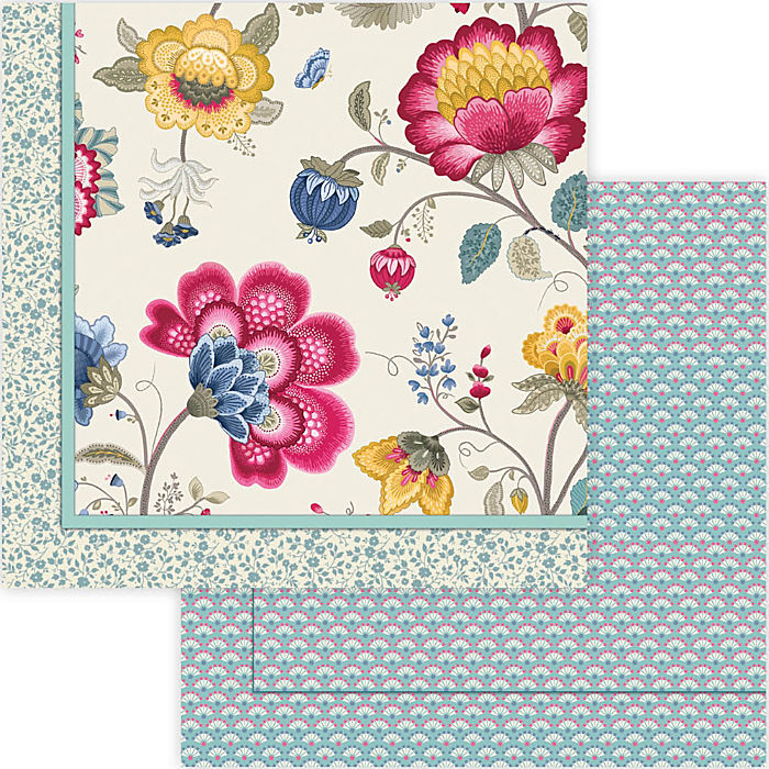 """""""Pip Perkal Tagesdecke """"""""Floral Fantasy Quilt"""""""""""""""