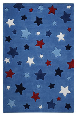 Smart Kids Teppich ´´Simple Stars´´