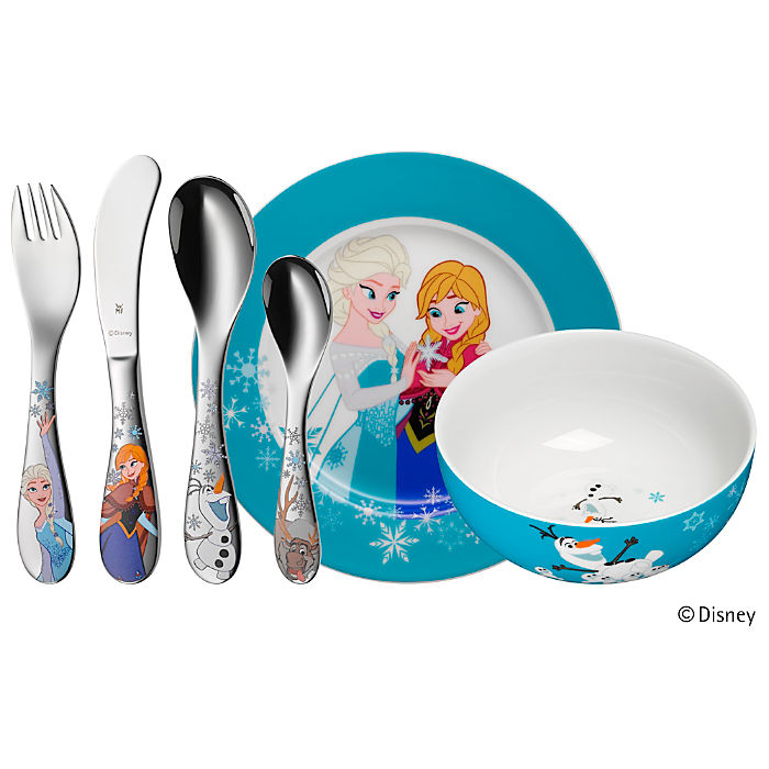 WMF Ess-Set Disney Frozen 6-teilig