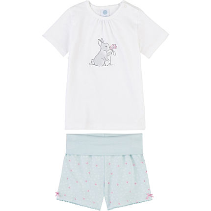 Zoom: Sanetta Single-Jersey Kinder-Shorty