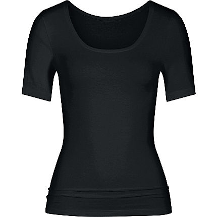 Zoom: Mey Single-Jersey Bio Damen-Unterhemd, 1/2-Arm
