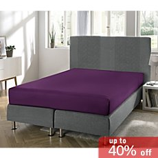 Erwin Müller  fitted sheet f. box spring beds