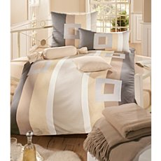 Estella cotton jersey duvet cover set